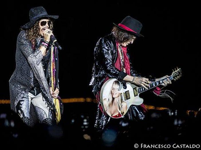 Aerosmith come gli AC/DC? Ipotesi di un sostituto temporaneo per Steven Tyler