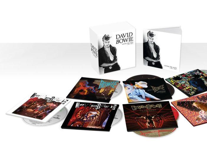 """David Bowie, esce il 12 ottobre il cofanetto sugli anni '80 """"Loving the alien"""", con una versione risuonata dell'album """"Never let me down"""". ASCOLTA """"Zeroes"""""""