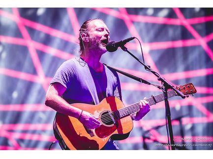 Radiohead: va all'asta una cassetta registrata ai tempi del liceo