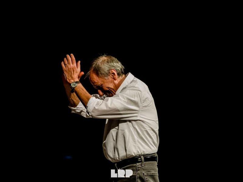 18 aprile 2019 - Teatro EuropAuditorium - Bologna - Roberto Vecchioni in concerto