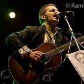 10 Settembre 2010 - Metarock - Pisa - Peppe Voltarelli in concerto