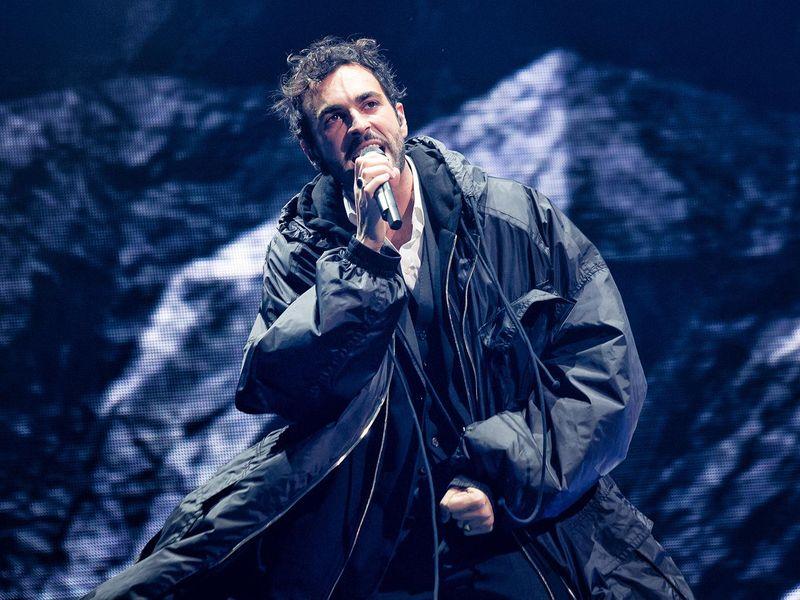 2 dicembre 2016 - Pala Prometeo - Ancona - Marco Mengoni in concerto