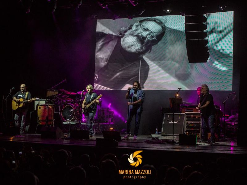 16 gennaio 2018 - Teatro Politeama - Genova - Nomadi in concerto
