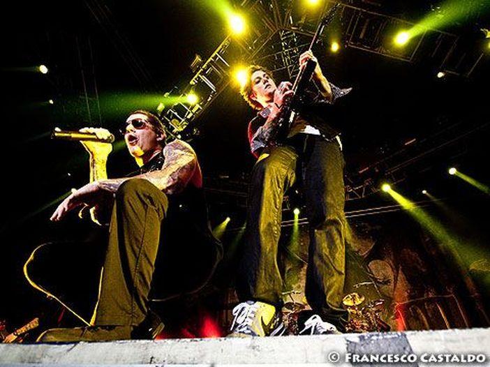 Avenged Sevenfold, operaio muore durante lo smontaggio del palco