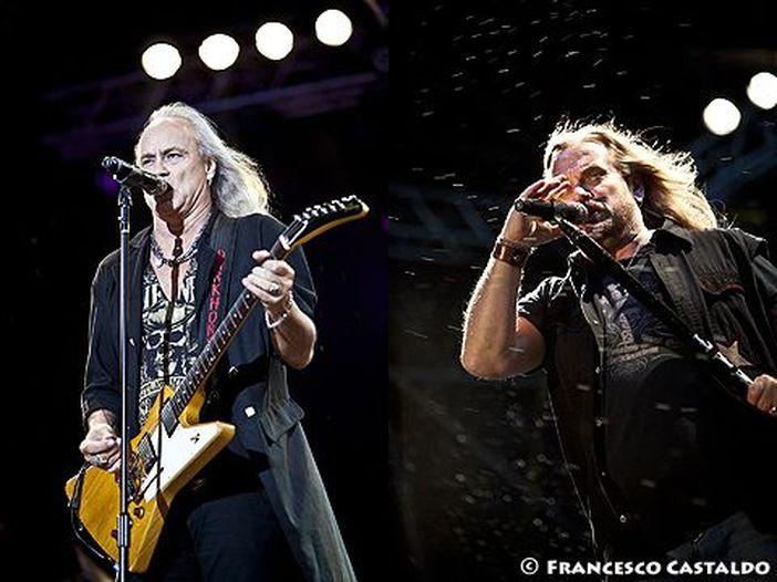 Lynyrd Skynyrd, concerti su misura