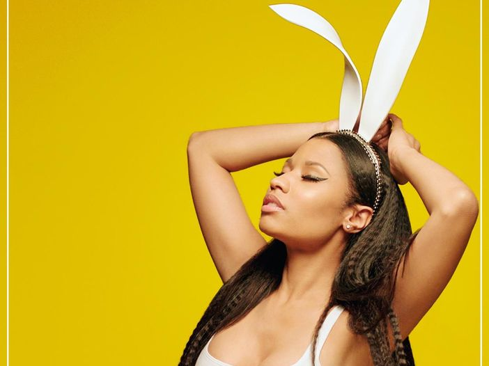 Prossime classifiche UK, Nicki Minaj verso il numero uno