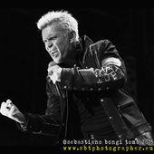 10 luglio 2015 - Lucca Summer Festival - Piazza Napoleone - Lucca - Billy Idol in concerto