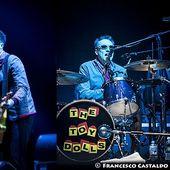 13 aprile 2013 - MediolanumForum - Assago (Mi) - Toy Dolls in concerto
