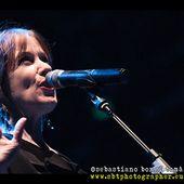 16 luglio 2014 - Pistoia Blues Festival - Piazza del Duomo - Pistoia - Suzanne Vega in concerto