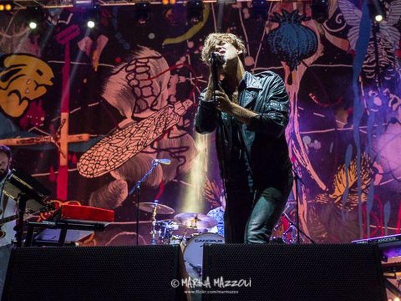 16 luglio 2014 - Goa Boa Festival - Arena del Mare - Genova - Paolo Nutini in concerto