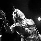 15 Giugno 2011 - Rock in IdRho - Arena Concerti Fiera - Rho (Mi) - Iggy Pop in concerto