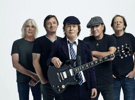 Gli AC/DC condividono l'anteprima di una nuova canzone: video