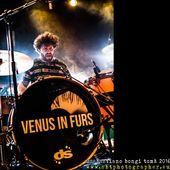 9 aprile 2016 - The Cage Theatre - Livorno - Venus in Furs in concerto