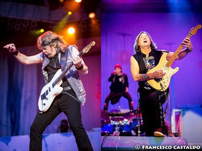 Iron Maiden: tutti i numeri del 'Maiden England Tour' appena concluso