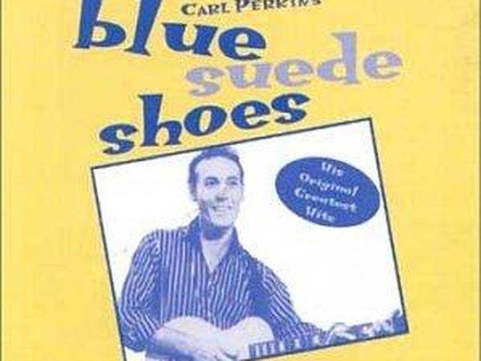 """""""Blue Suede Shoes"""", le cover di un classico del rock'n'roll"""