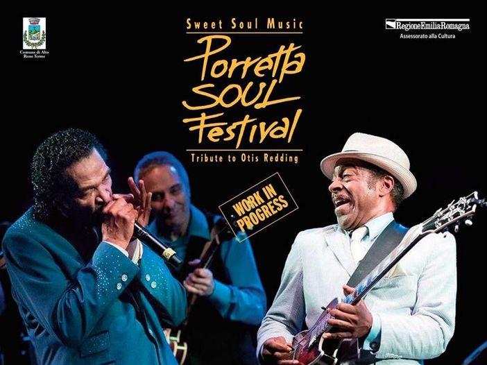 Il Porretta Soul Festival fermato dal Coronavirus ritorna nel 2021