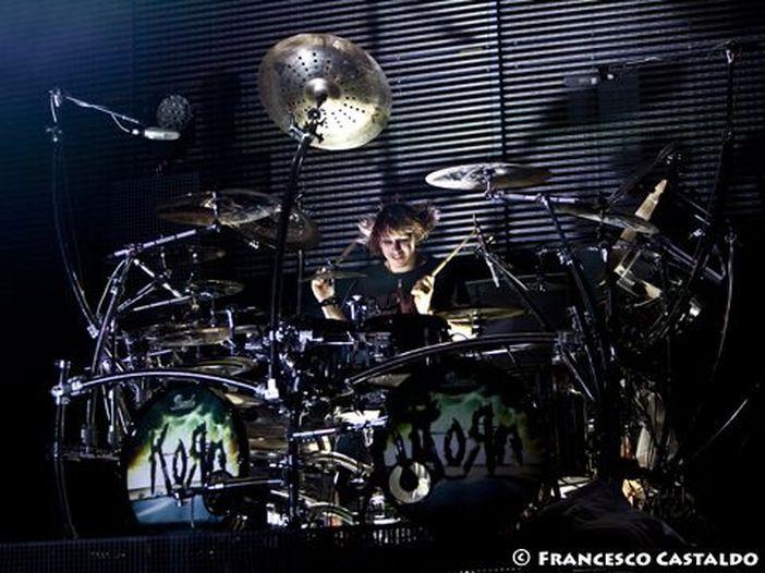 Jeff Scott Soto con Davis dei Korn nella colonna sonora di 'Queen of the damned'