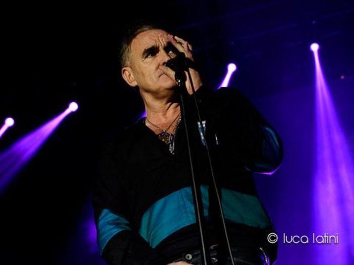 Morrissey: date live in Gran Bretagna dopo 3 anni. E l'Italia...