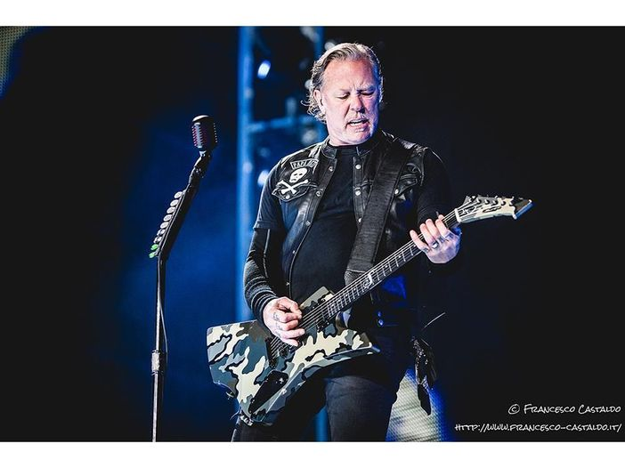 Metallica, donazione contro gli incendi boschivi in Australia