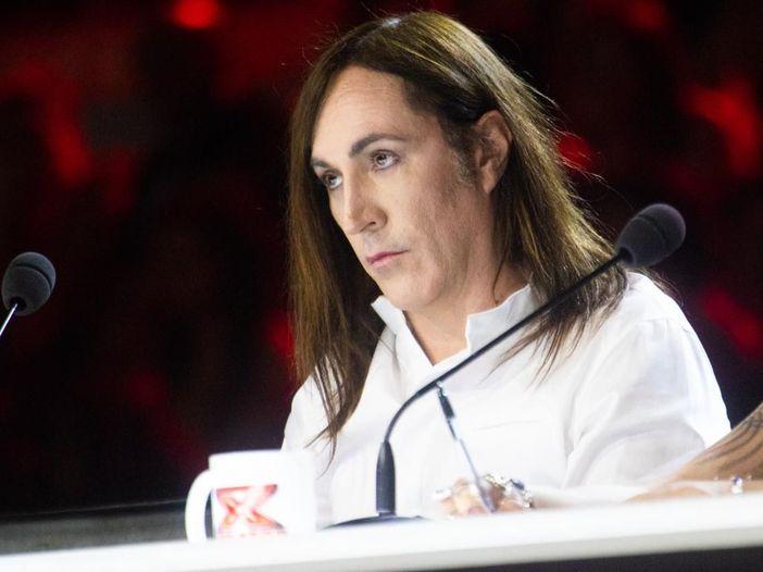 """Manuel Agnelli, l'annuncio: """"Addio ad X Factor, alla finale la mia ultima data al talent"""""""
