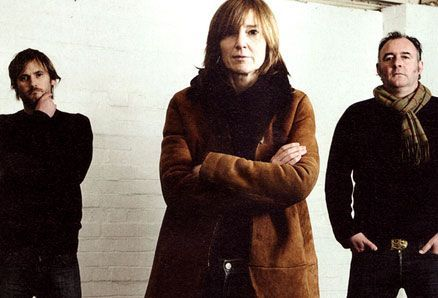 Portishead (pronounced /pɔrtɪsˈhɛd/, with the stress on head) are an English musical group from Bristol. The band consists of Geoff Barrow, Beth Gibbons, and Adrian Utley.
