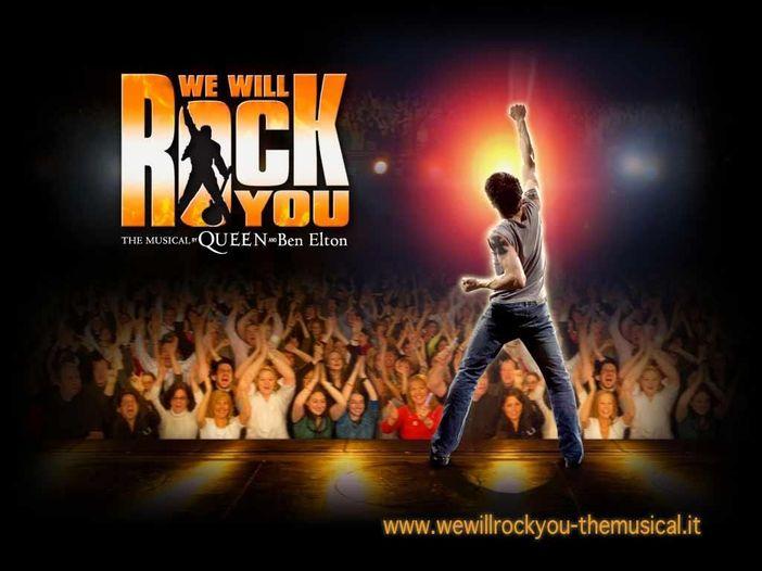 'We will rock you' musical: annunciato il cast e le nuove date