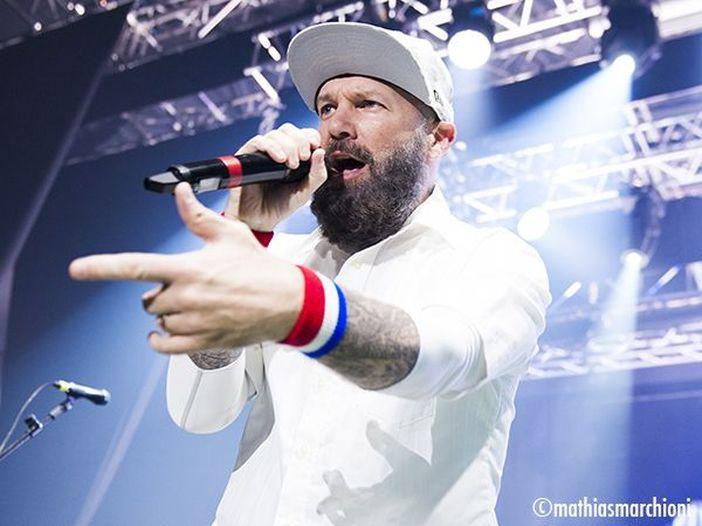 Limp Bizkit, guarda il video live di 'Break stuff' con Machine Gun Kelly