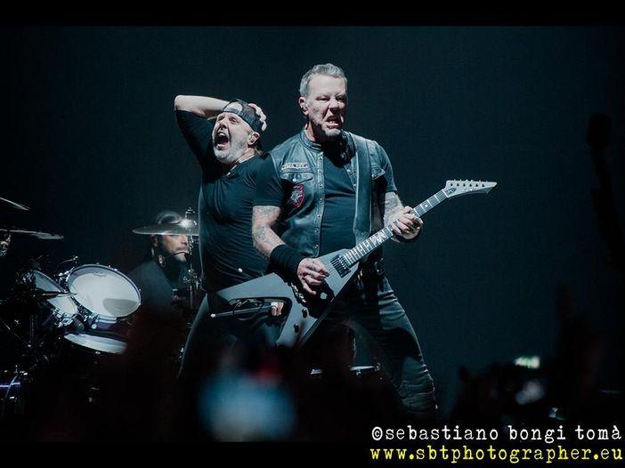 Metallica: il loro nome a una marca di whisky?