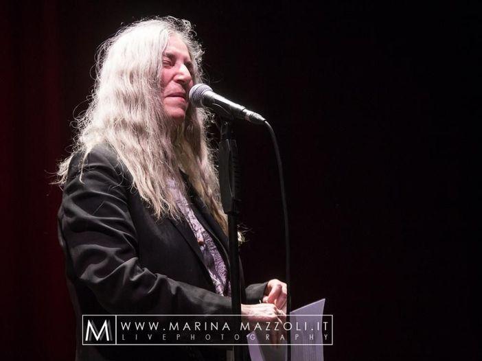 Patti Smith: il suo tributo all'amico Sam Shepard - LEGGI