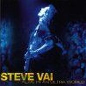 Steve Vai - ALIVE IN AN ULTRA WORLD