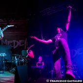 8 novembre 2013 - Live Club - Trezzo sull'Adda (Mi) - Medeia in concerto
