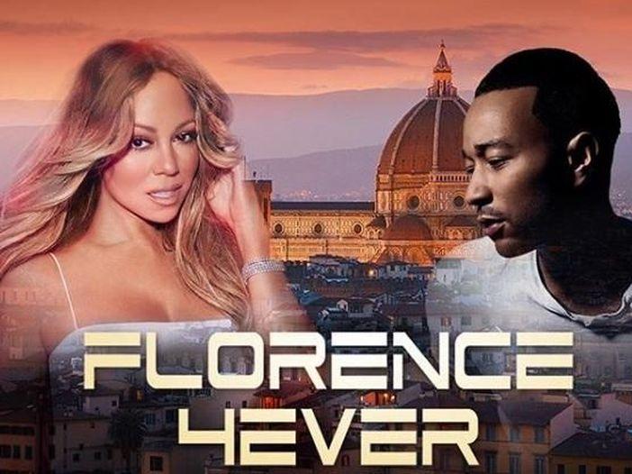 Mariah Carey, cancellato il concerto a Firenze con John Legend