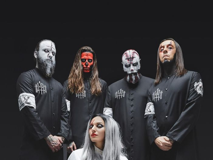 Lacuna Coil supporter del tour europeo dei Bullet For My Valentine