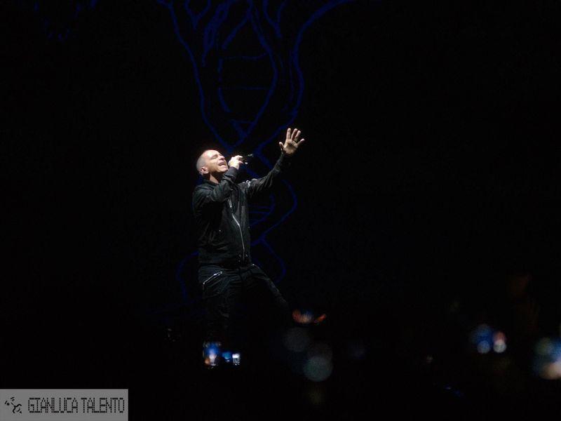 20 dicembre 2019 - Mediolanum Forum - Assago (Mi) - Eros Ramazzotti in concerto