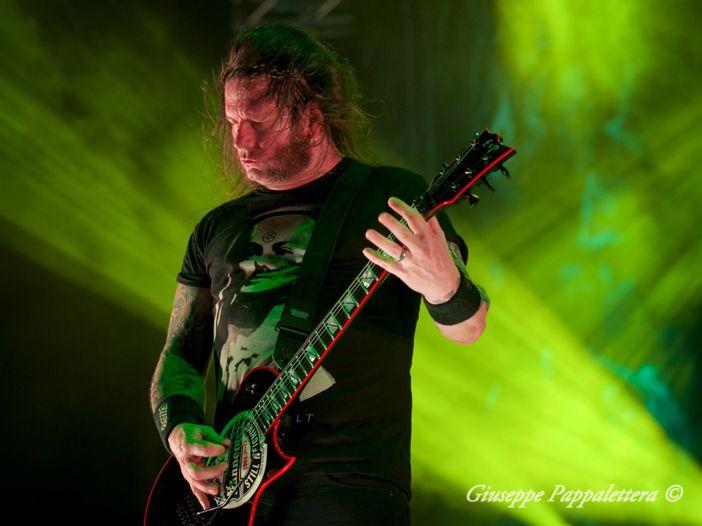 Slayer: Gary Holt abbandona il tour d'addio per motivi personali, al suo posto Phil Demmel