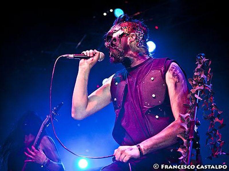 16 Febbraio 2012 - Live Club - Trezzo sull'Adda (Mi) - Nexus Inferis in concerto
