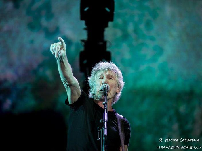 Roger Waters: il trailer di 'Us + them' (che riporta i Pink Floyd a Venezia)