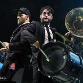 12 novembre 2018 - Gli Amici di Piero 2018 - OGR - Torino - Bandakadabra in concerto