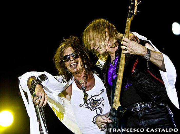 Gli Aerosmith: 'Il nuovo album pronto entro tre mesi'