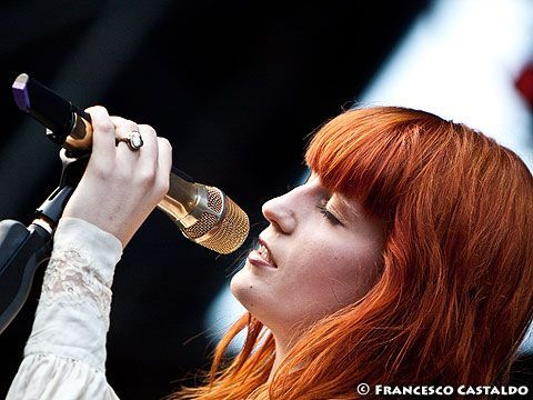 Forse un progetto dance per Florence Welch (Florence And The Machine)