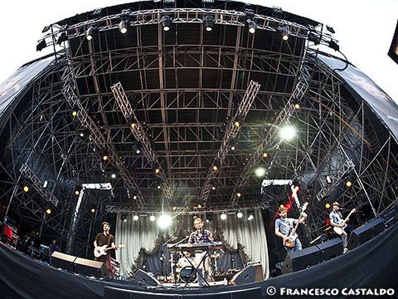 23 luglio 2012 - 10 Giorni Suonati - Castello - Vigevano (Pv) - Musicanti di Grema in concerto