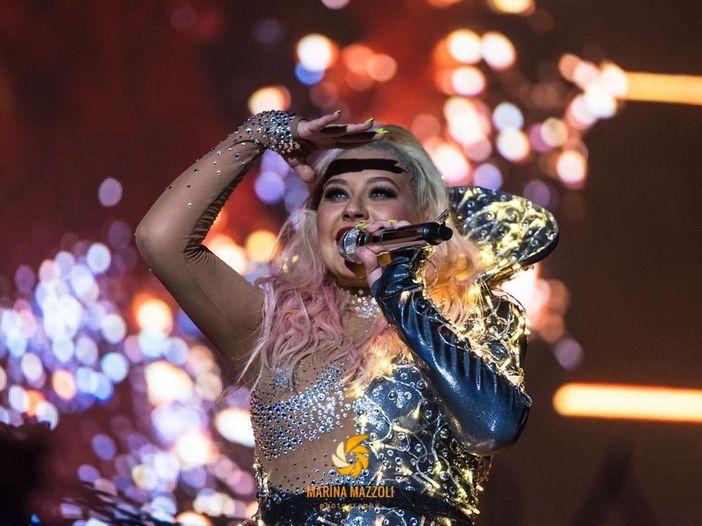 Christina Aguilera, ecco 'Loyal brave true' per il remake in live action di 'Mulan'