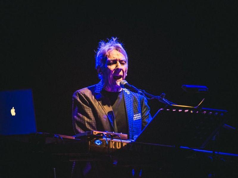 3 marzo 2018 - OGR - Torino - John Cale in concerto