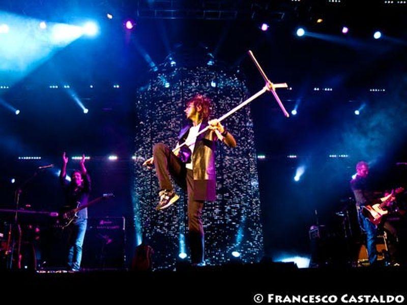 13 Novembre 2009 - MediolanumForum - Assago (Mi) - Gianna Nannini in concerto