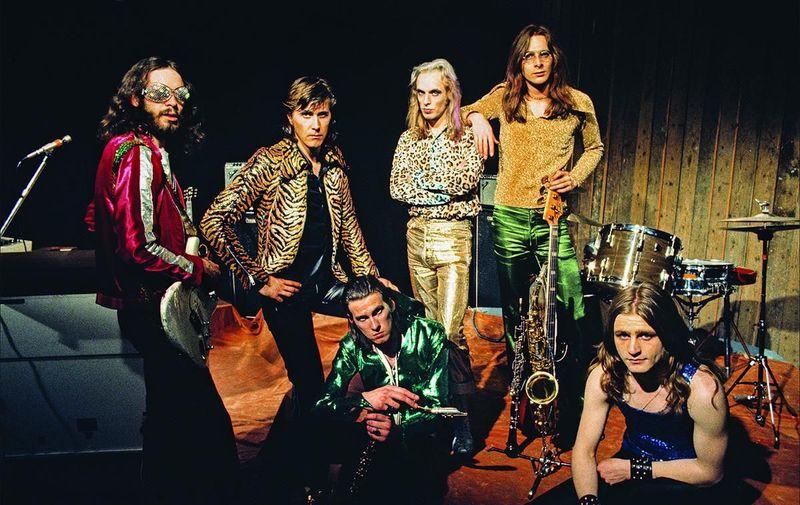 Partendo da una copertina ebbe inizio l'epopea dei Roxy Music