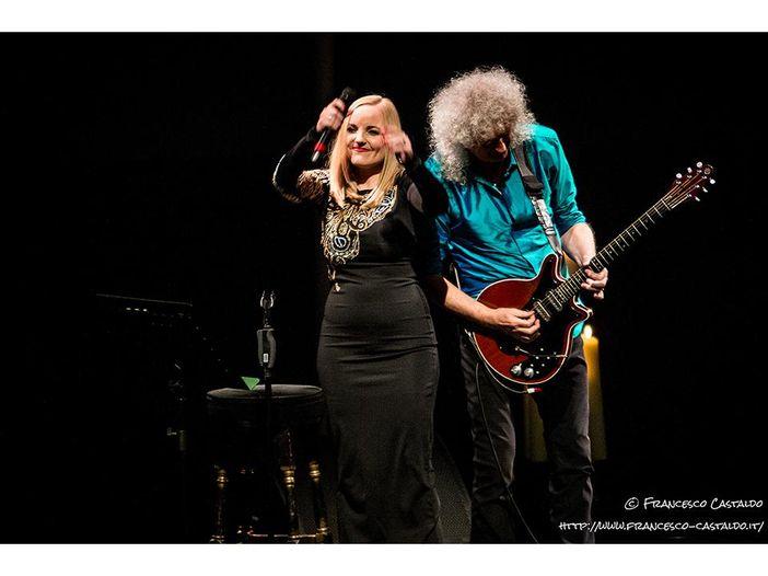 Concerti, Brian May (Queen) con Kerry Ellis: quattro date a luglio in Italia