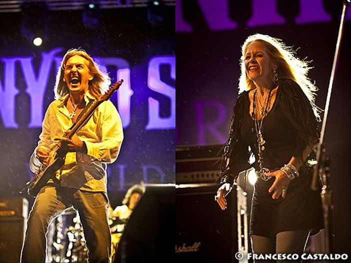 Lynyrd Skynyrd, Gary Rossington sta bene. Il tour riprende il 23 agosto