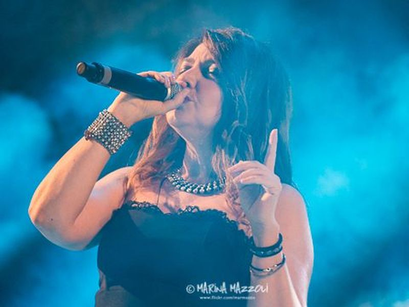 6 luglio 2014 - GruVillage - Grugliasco (To) - Cristina D'Avena in concerto