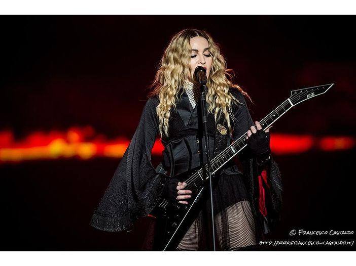 """Madonna annuncia il DVD e Blu-Ray di """"Rebel Heart Tour"""""""