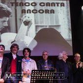 20 marzo 2017 - Tenco canta ancora - Sala chiamata del Porto - Genova